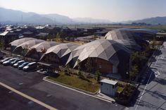 endo shuhei architect institute: bubbletecture M