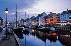 Denmark--the happiest place on Earth.