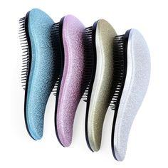 2016 Nuovo Arrivo Eyecatching Hair Care Styling Pettine Dei Capelli di Bellezza Sano Cura Dei Capelli Styling Pettine Doccia Massager Detangle Spazzola
