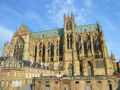 Metz, France - Cathedrale