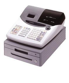 Casio PCR-T465 Cash Register