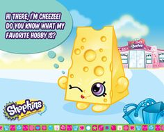 Find my hobby on Shopkinsworld.com/us! #shopkins #funstuff #scavengerhunt