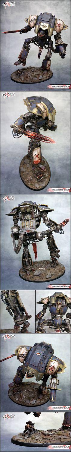 Imperial Castigator Knight.