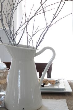 How to Create a Rustic Winter Tablescape