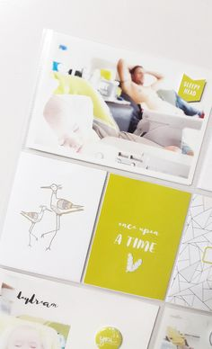 Baby's Project Life | Sahin Designs | Pocket Scrapbook Project Life Baby, Project Life Freebies, Project Life Layouts, Pocket Page Scrapbooking, Photo Album Scrapbooking, Life Page, Simple Stories, Day Planners, Color Of Life