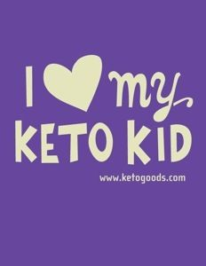 i LOVE my keto kid