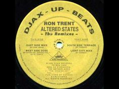 Ron trent - altered states 1992 - YouTube