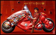 Akira-Kaneda by `diablo2003 on deviantART : 【アキラ】見ているだけで胸が高鳴る『AKIRA』画像集!!【大友克洋】 - NAVER まとめ