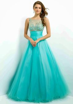 Grandiosos vestidos largos de gala | Especial vestidos de fiesta elegantes