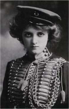 "Gladys Cooper in ""The Girls of Gottenberg"""