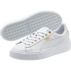 Basket Platform Pearlized Women s Sneakers 8b2c63a21