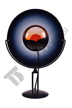 Murano Cam Gece Lambası Küre, 68x48x30cm, 20kg