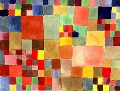 Flora on Sand, 1927 Paul Klee 18 December 1879 – 29 June 1940