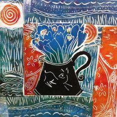 Angie Mitchell....beautiful prints.