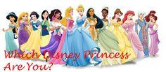 I got Mulan! Which Disney Princess Are You