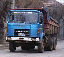 Roman (járműgyártó) - Wikipédia