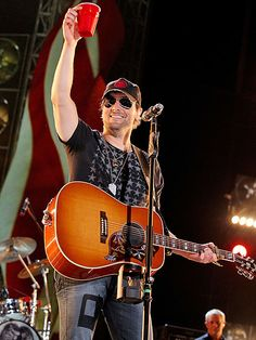 We're positive that Eric Church will have another Drink in His Hand at Music Fest '13!