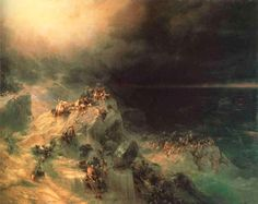 Ivan Aivazovsky - The Great Flood