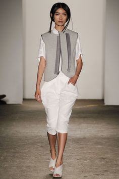 Zero + Maria Cornejo - Spring 2013 Ready-to-Wear