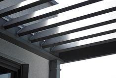 Terrassenüberdachung - Lamellendach - Algarve Roof