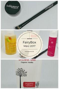 Unboxing der Fairybox. Naturkosmetik und biologische und vegane Produkte in einer Box. Schaffe mehr Bewusstsein und benutze keine Chemie - es gibt genug Alternativen. Inhalt und Produkttest auf meinem Blog!