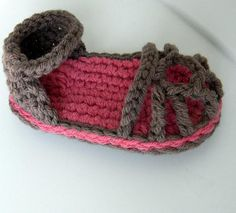 Bebé verano sandalias Pattern4 sizes012 por smeckybits en Etsy, $4.99