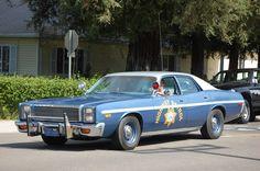 1978 Plymouth Fury, Nevada Highway Patrol.