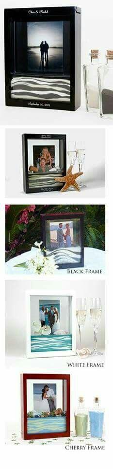 Sand frame ideas