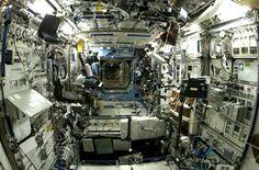 Comprehensive Analysis & Look Inside International Space Station NASA | Christopher Daemen | LinkedIn