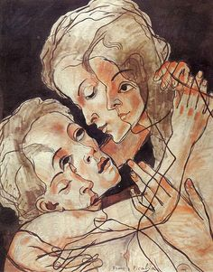 [ P ] Francis Picabia - Transparence | by Cea.