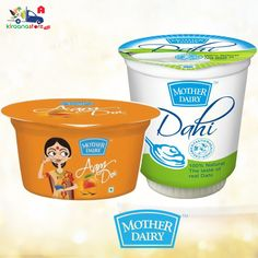 #Mother #Dairy #Dahi Online in Delhi-NCR on Kiraanastore.com. Get Fast Home Delivery & Pay COD. Buy Now!!