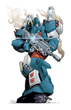 Transformers - Ultra Magnus