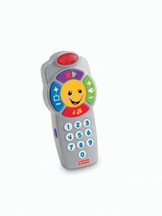 Fisher-Price Click Remote Control Play Child Toy Educational Electronic Fun #FisherPrice