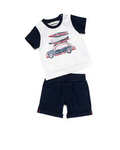 Baby+Boy+Two-Piece+Gift+Set++by+Gucci+at+Neiman+Marcus.
