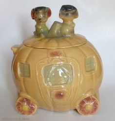 Cinderella's Pumpkin by Brush Pottery Co.