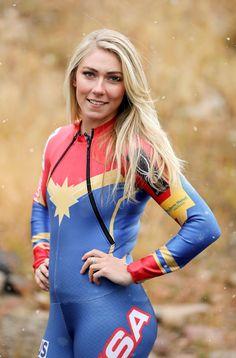 Ski Girl, Sport Girl, Sports Models, Sports Women, Mikaela Shiffrin Hot, Hot Football Fans, Black Dancers, Womens Wetsuit, Alpine Skiing