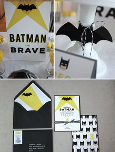 Batman Birthday Party Feature
