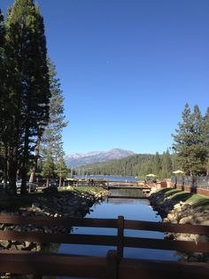 Hume Lake. I miss this place so much.