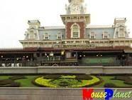 Walt Disney World Railroad - Magic Kingdom