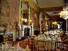 Belvoir Castle seat of the Duke and Duchess of Rutland.