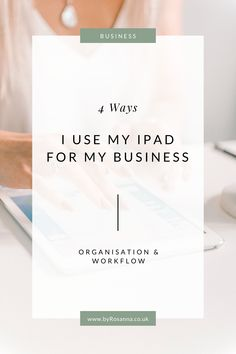 Learn how I use my iPad Air to help me with my brand design,  organisation and workflows   #ipadhacks #ipadtips #procreate #goodnotes  #workflowtips #freelancetips #designtips #workflowhacks #airplay Business Planning, Business Tips, Business Coaching, Ipad Hacks, Use Me, Business Organization, Time Management Tips, Good Notes, Creative Business