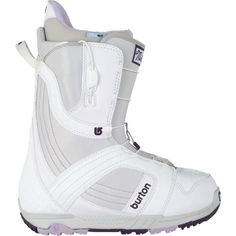 Burton Mint Snowboard Boots Women's 2012 ❤ liked on Polyvore featuring shoes and boots