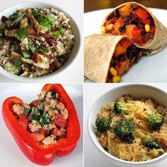 Healthy Dinner Recipes   POPSUGAR Fitness