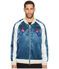 DBYD Souvenior Jacket (Blue) Men's Coat