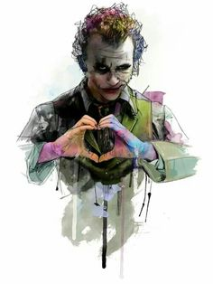 The Icons by Katt Phatlane Joker Pics, Joker Pictures, Best Funny Pictures, Madly In Love, Arkham City, Anime, Heath Legder, Cosplay, Fandoms