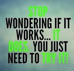 Please send me a message, if interested! Would love to have you join my team! jbeck87.myitworks.com