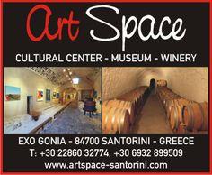 art space - santorini