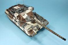 Tamiya + Castoff Berlin Brigade Chieftain Mk.9c by Ian Murray: Image
