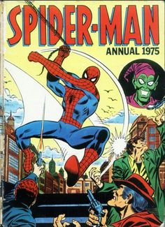 Spider-man annual 1975