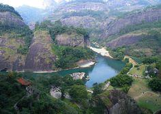 Wuyishan Mountain,China Famous Mountain